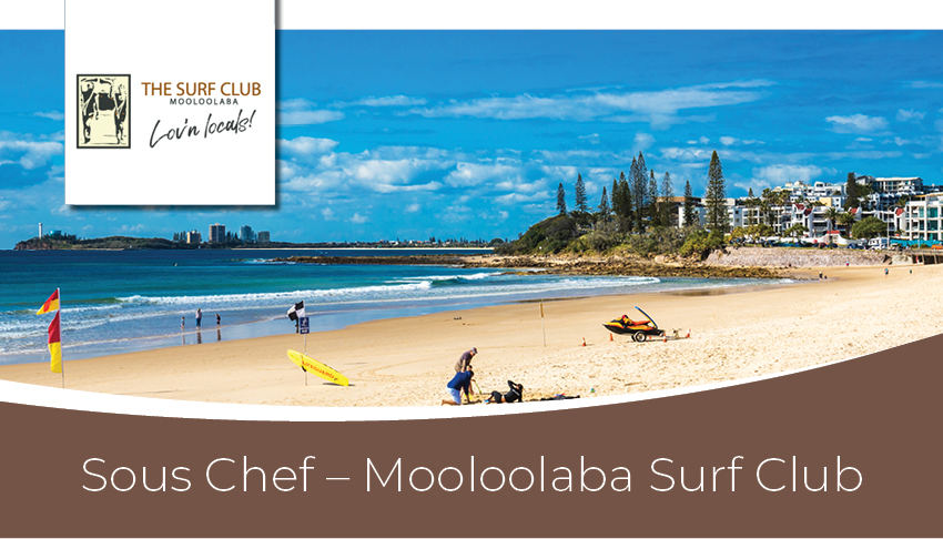 Sous Chef - position available
